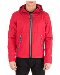 Michael Kors Outerwear Jacket Blouson - Red