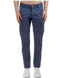 AT.P.CO Men's Trousers Trousers Beta - Blue