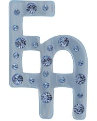 Emporio Armani Spilla - Blu