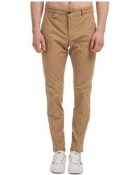 Briglia 1949 Men's Trousers Trousers - Natural