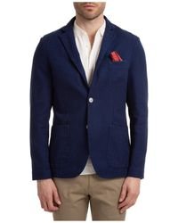 AT.P.CO Men's Jacket Blazer Gege - Blue