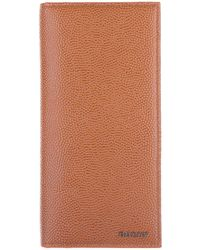 Bally - Men's Wallet Leather Coin Case Holder Purse Card Bifold Neall Calf Embossed - Lyst