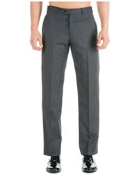 Emporio Armani Men's Pants Pants - Gray