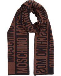 Moschino Wool Scarf - Multicolour
