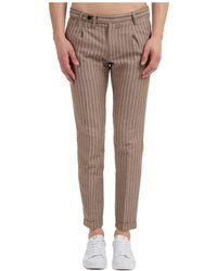 AT.P.CO Men's Trousers Trousers Sasa - Multicolour