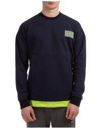 EA7 Sweatshirt Sweat - Blue