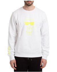 Karl Lagerfeld Sweatshirt Sweat K Iconic - White