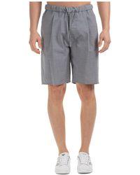 Emporio Armani Shorts Bermuda - Grey