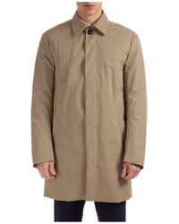 Emporio Armani Men's Raincoat - Multicolour