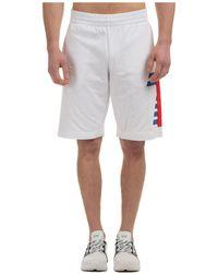 EA7 Men's Shorts Bermuda - Multicolour