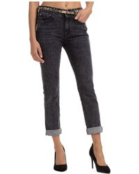 Stella McCartney Women's Boyfriend Fit Jeans - Multicolour