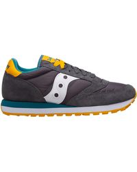 Saucony Men's Shoes Sneakers Sneakers Jazz - Grey
