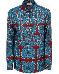 La DoubleJ Camicia donna maniche lunghe blusa