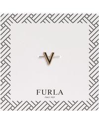 Furla My Glam Charm Onyx - Black