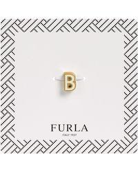 Furla My Glam Charm Chalk - White