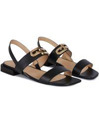 Furla Sandals Nero - Black