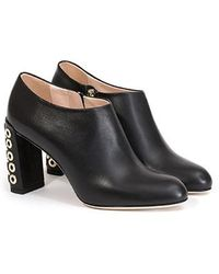 Furla Ankle Boots Onyx - Black