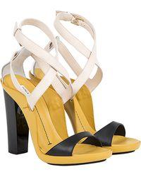 Furla Sandals Onyx - Natural