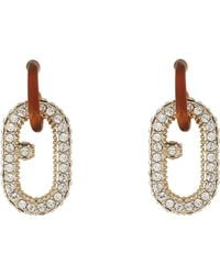 Furla 1927 Earrings Colour Oro - Metallic