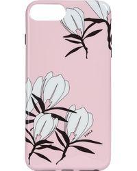 Furla High Tech Mobile Case Toni Rosa Chiaro H - Pink