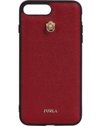 Furla My Glam Phone - Red