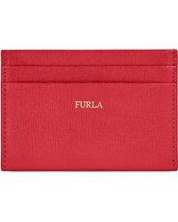 Furla Babylon Credit Card Case Fragola H