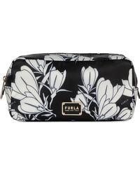 Furla Cosmetic Case - Black