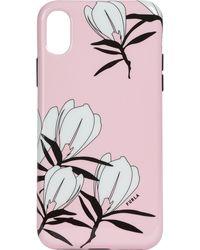 Furla Mobile Case - Pink