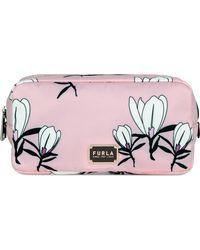 Furla Cosmetic Case - Pink