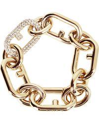 Furla 1927 Sabot Colour Oro - Metallic