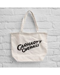 Carhartt - Wip Overalls Tote Bag - Lyst