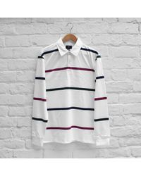 Obey - Bridgewater Polo Shirt - Lyst