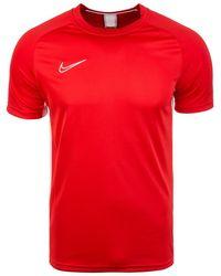 Nike Dri-FIT Fußball-T-Shirt - Rot