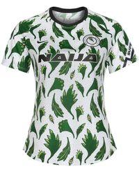 Nike Nigeria Dry Trainingsshirt - Grün