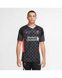 "Nike Trikot ""FC Liverpool 3rd Stadium 2020/2021"" - Schwarz"