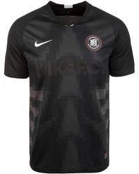 Nike F.C. -Fußballtrikot - Schwarz