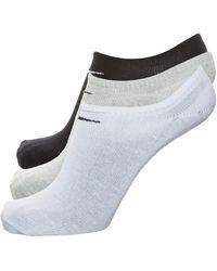 "Nike Socken ""Value No-Show"" - Mehrfarbig"