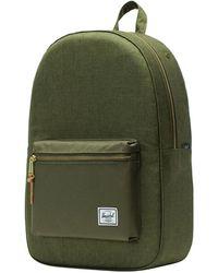 """Herschel Supply Co. Rucksack Settlement 15"""" Classics Backpacks 23 Liter - Grün"""