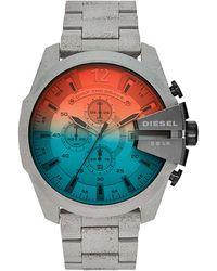 """DIESEL Chronograph """"DZ4513"""" Limited Edition - Grau"""
