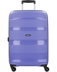American Tourister 4-Rollen Trolley Bon Air - Blau