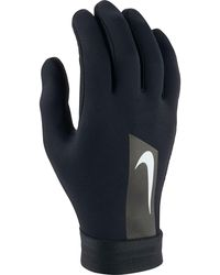 Nike HyperWarm Academy Feldspielerhandschuh - Schwarz