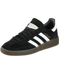 adidas 'Handball Spezial' Sneakers - Schwarz