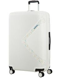 American Tourister Modern Dream 4-Rollen-Trolley 77 - Blau