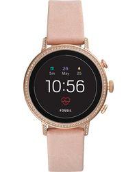 "Fossil Touchscreen Smartwatch Venture HR ""FTW6015"" - Mehrfarbig"
