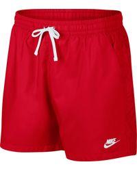 Nike Sportswear -Webshorts - Rot