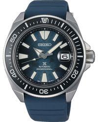 """Seiko Uhr """"SRPF79K1"""" - Blau"""