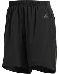 adidas Response Shorts - Schwarz