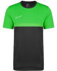 Nike Dry Academy Pro Trainingsshirt - Grün