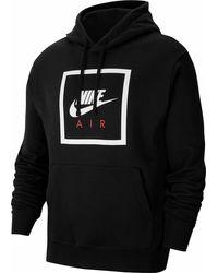 Nike Air Hoodie - Schwarz