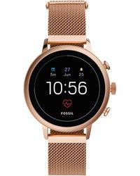 "Fossil Touchscreen Smartwatch Venture HR ""FTW6031"" - Mehrfarbig"